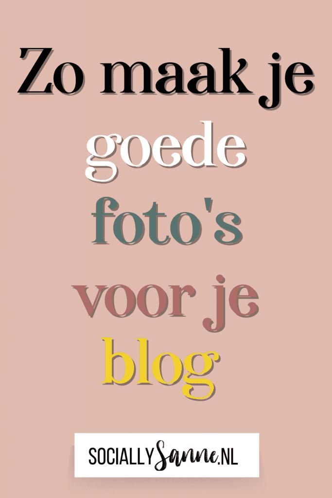 Waarom jouw bedrijf een blog nodig heeft - Socially Sanne blog 4