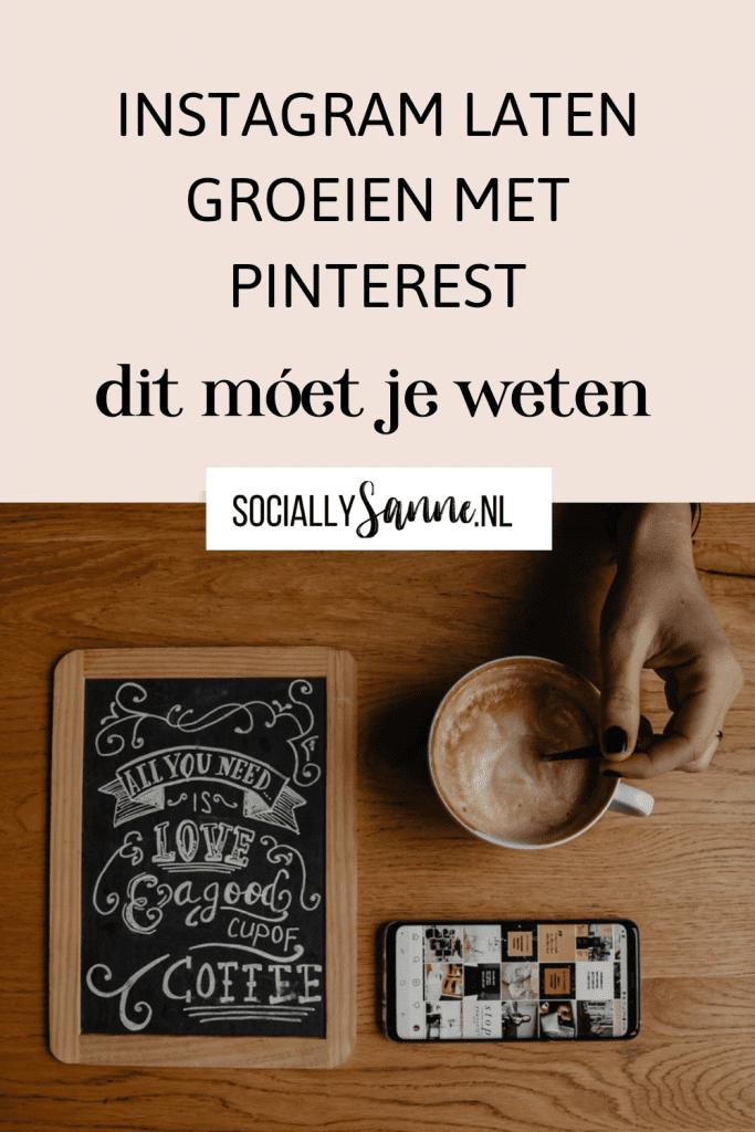 4 Waarom ik soms van mijn eigen Pinterest advies afwijk - Socially Sanne blog